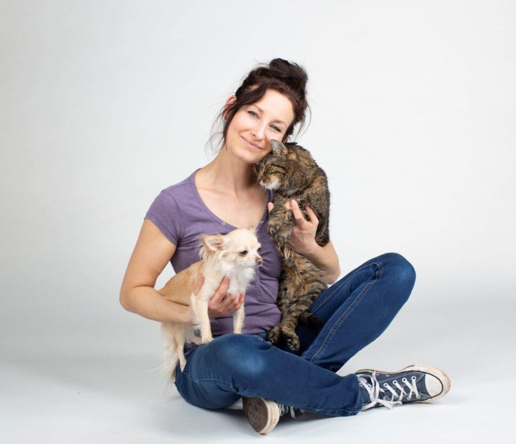 Vanessa Reif Abschied von Tieren